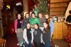 Girls Munster Champions 7 Dec 2013