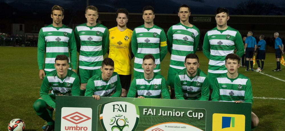 Munster Junior Cup 1st Round Mastergeeha FC 0- 5 Killarney Celtic
