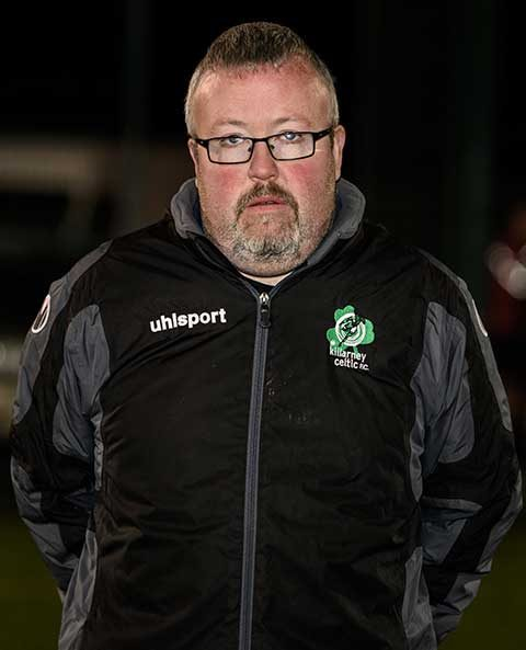 Diarmuid Daly ( Block) Assistant Coach