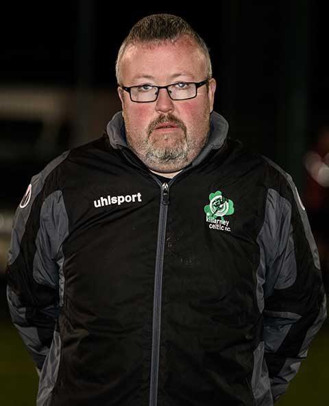 Diarmuid Daly ( Block) Assistant Coach