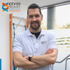 Meet Killarney Celtic FC's Club Therapist Kevin Prunty
