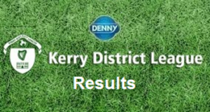 Kerry District League Table Results KDL