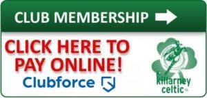 Killarney Celtic FC Membership Fees Pay Online